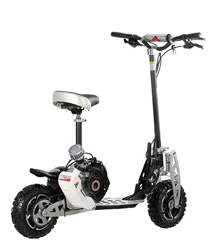 VECTOR SCOOTERS - Patinete Plegable a Gasolina con 2 ...