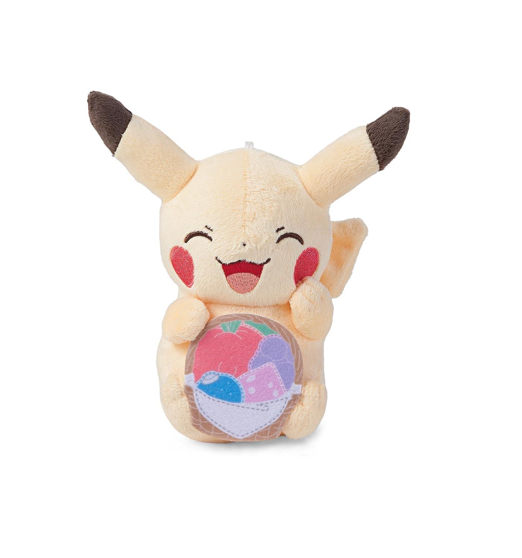 Banpresto Pokemon Life Picnic Pikachu with Fruit Basket 14 cm ...