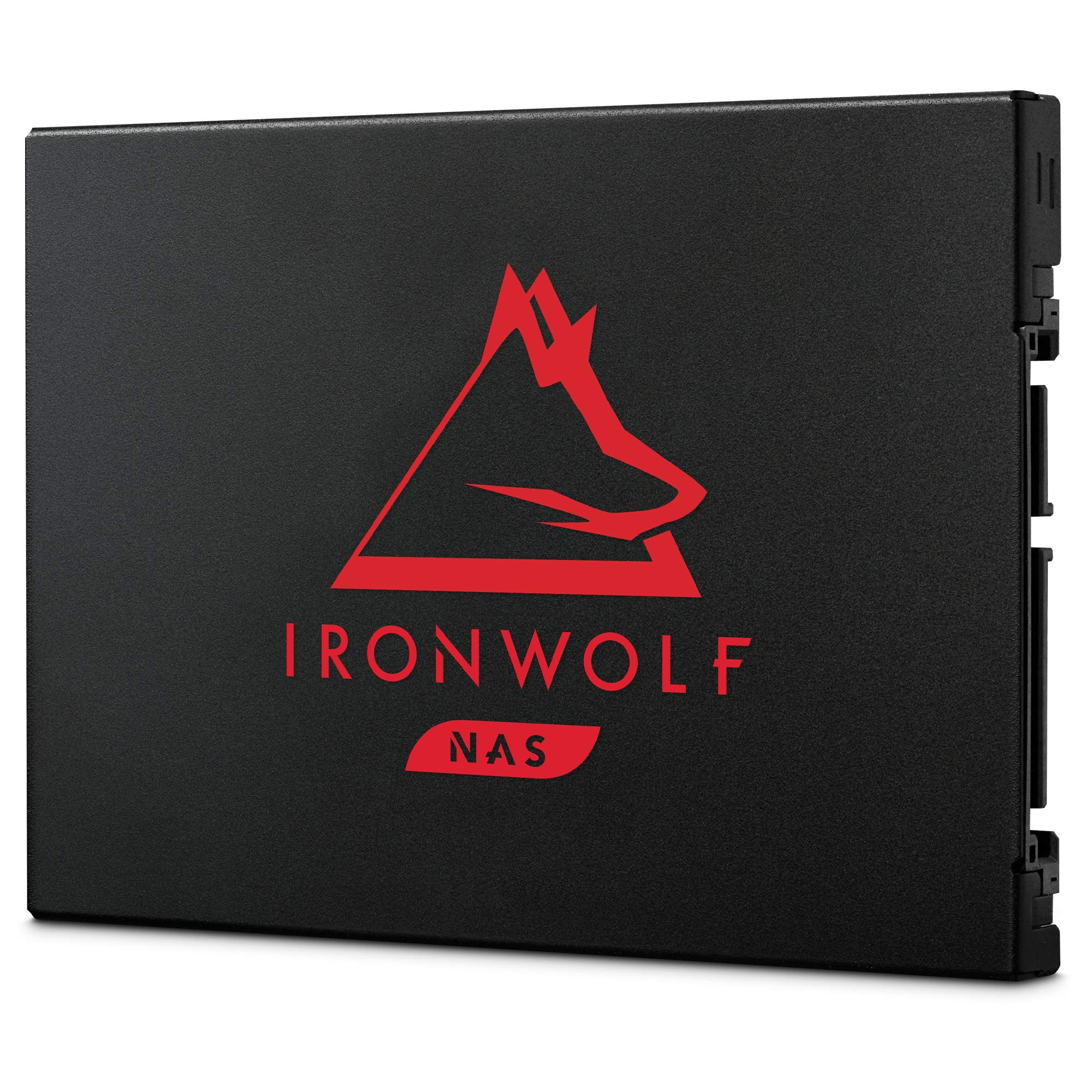 Seagate IronWolf 125 SSD 4TB NAS Internal Solid State Drive - 2.5 Inch SATA 6Gb/s speeds of up to 560MB/s, 24x7 performance with Rescue Service (ZA4000NM1A002)