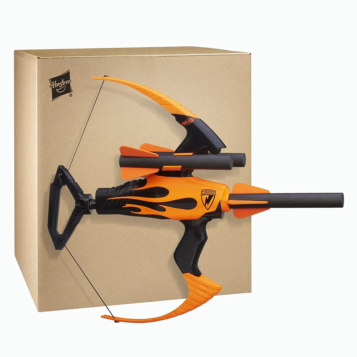 Buy Nerf N-Strike Blazin Bow Blaster Online at Low Prices in India -  Amazon.in