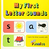 My First Letter Sounds: In Precursive Letters (British English edition)