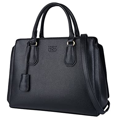 d69fb137c8 Amazon.com: Black Purse, COOFIT Womens Purses and Handbags Ladies ...