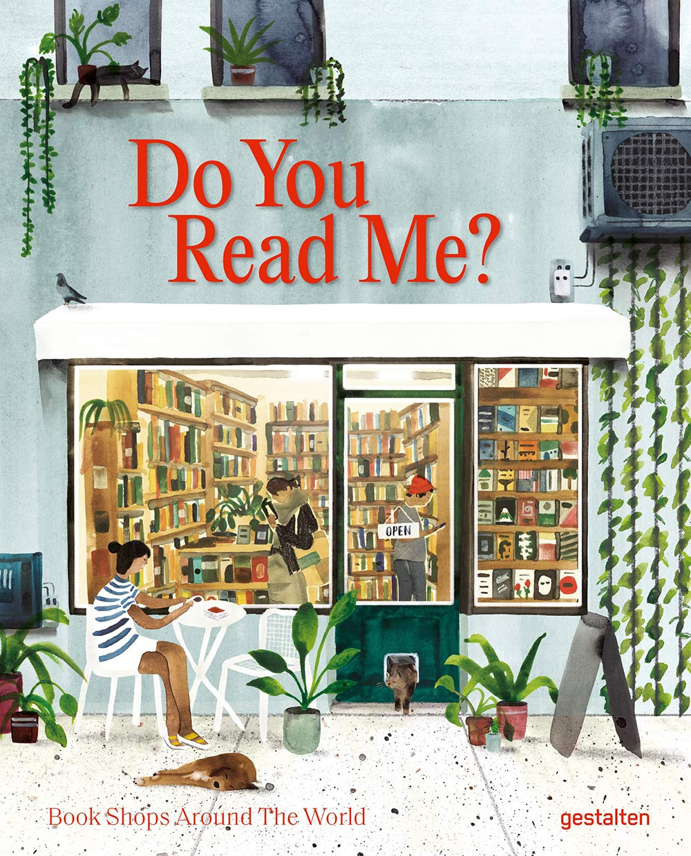 Do you read me?: Bookshops Around the World: Gestalten, Marianne ...