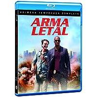 Arma Letal Temporada 1 Blu-Ray [Blu-ray]