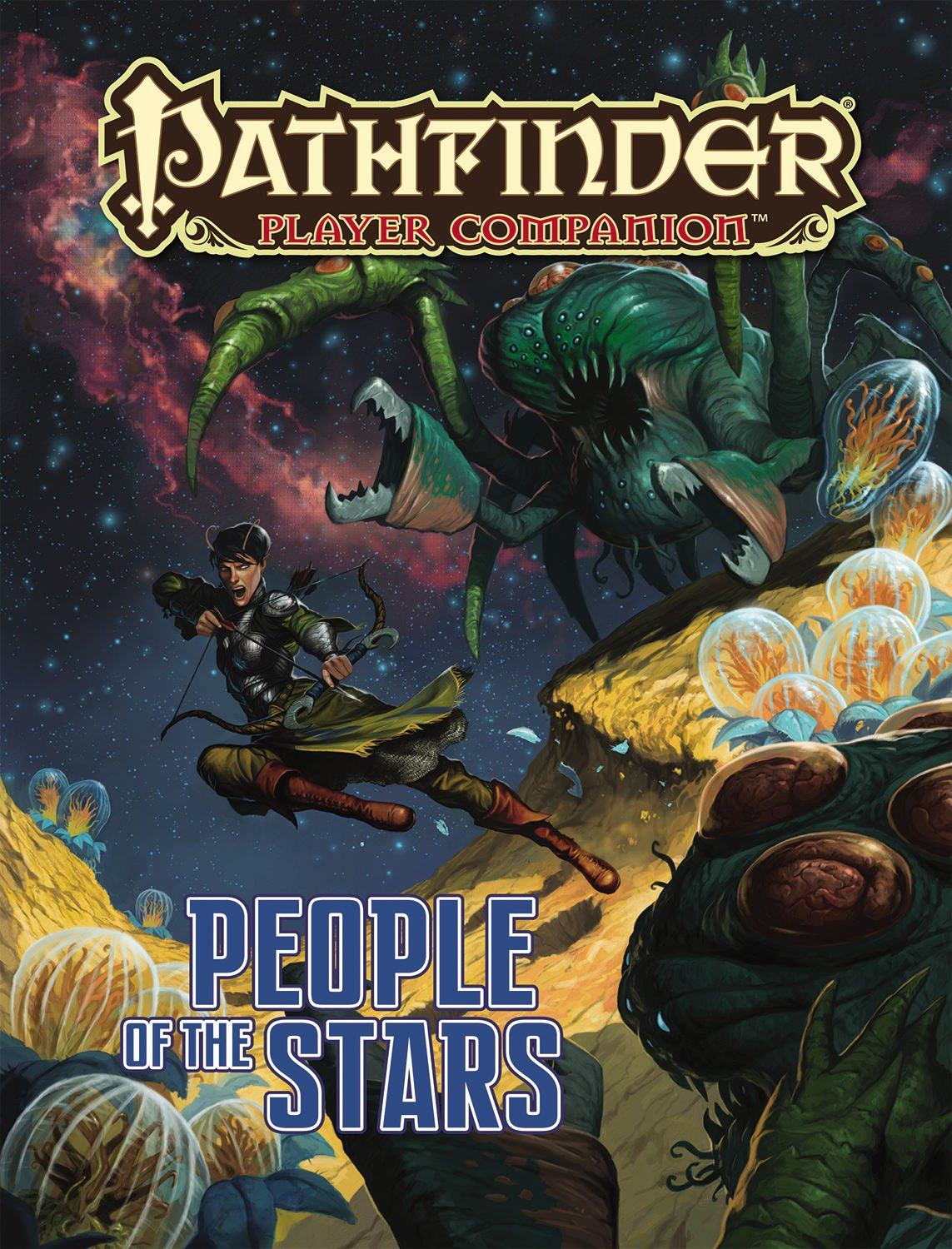 Pathfinder Player Companion: People of the Stars: Amazon.es ...