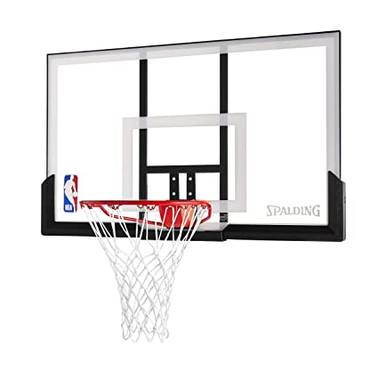 Amazon.com   Spalding NBA Backboard Rim Combo - 52