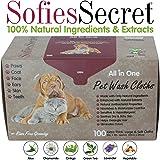SofiesSecret Perforated Pet Wipes