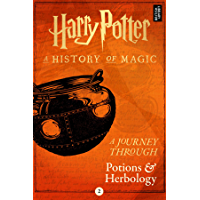A Journey Through Potions and Herbology (A Journey Through… Book 2) (English Edition)