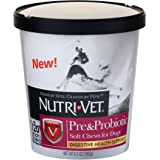 Nutri-Vet 120 Count Pre and Probiotic Soft Chew