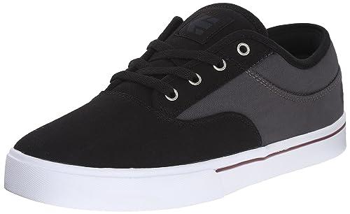 Etnies Barge LS, Zapatillas de Skateboard Hombre, Negro (Black/Black 003), 46 EU (11 UK)