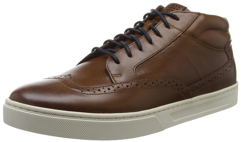 TALLA 44 EU. TBS Valcava, Zapatos de Cordones Derby para Hombre