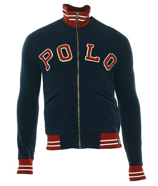 Polo Ralph Lauren Chaqueta De Forro Polar con cremallera ...