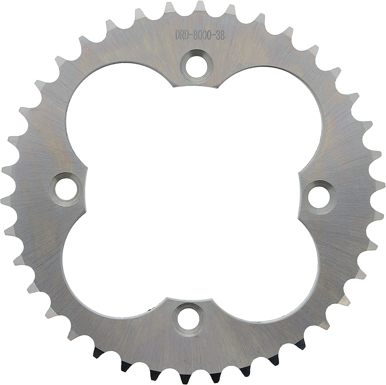 38 Tooth Rear Silver Sprocket 2004-2014 Fits Honda TRX450R TRX 450 ATV