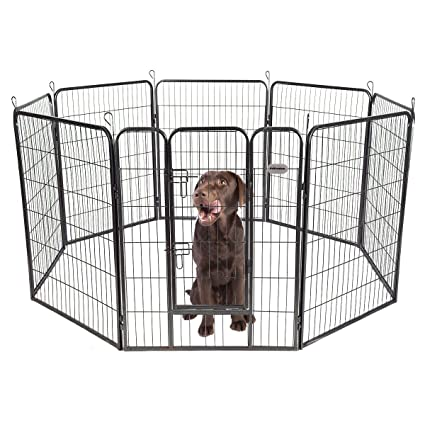 Yard Fencing for Dogs Cages