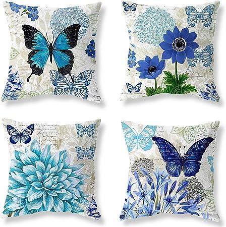 BCKAKQA Throw Pillow Covers 18 x 18 D7Syyu