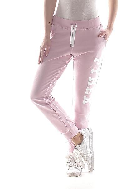 bf1a7b1156 Pyrex Pantalone Tuta Donna Rosa: Amazon.it: Abbigliamento
