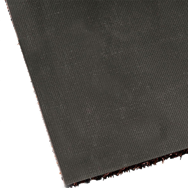 Mammut Mammut Mammut Fußmatte Karat für Eingangsbereiche   extra saugstarke Schmutzfangmatte aus Baumwolle   Rutschfest   waschbar   zahlreiche Größen   viele Farben   100x150 cm   Grau B075ZVM7HQ Fumatten 2831ba