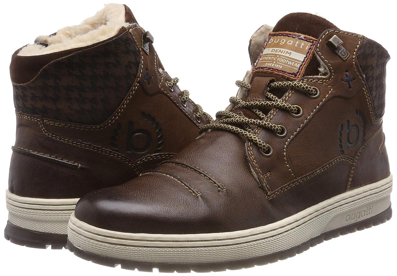 bugatti Herren 321334373000 Klassische Stiefel Kurzschaft Stiefel