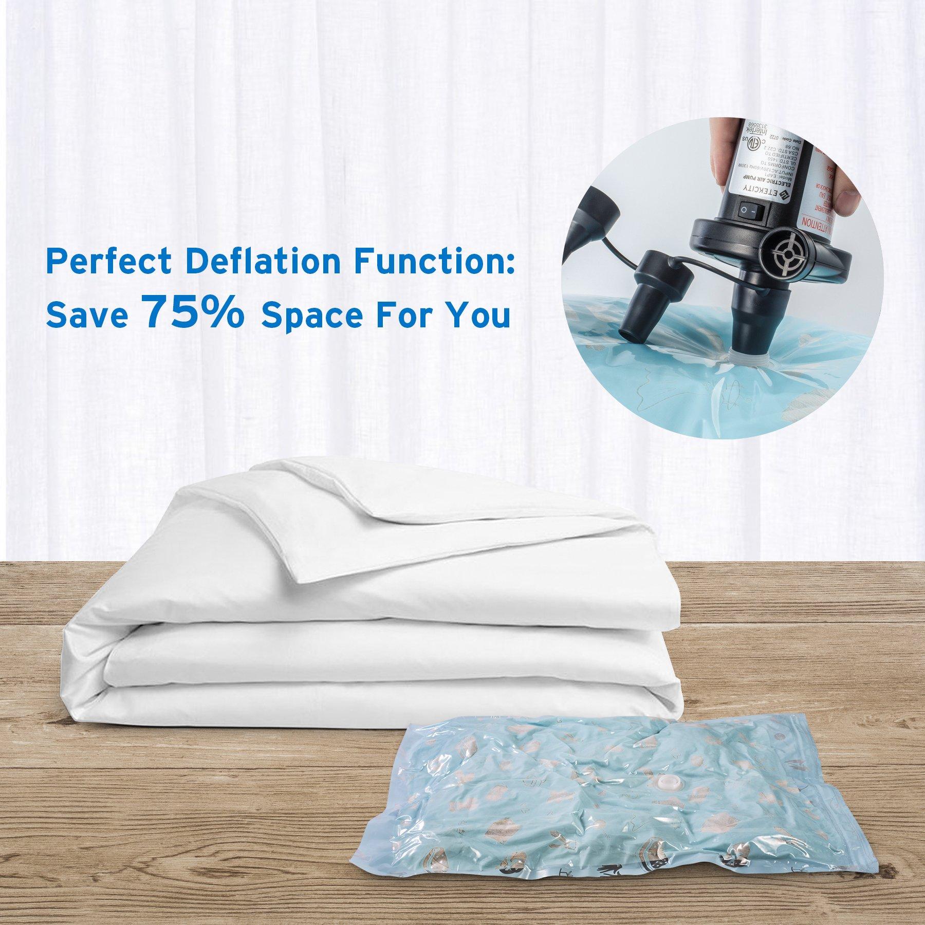 etekcity air pump air mattress pump for inflatable blow up. Black Bedroom Furniture Sets. Home Design Ideas