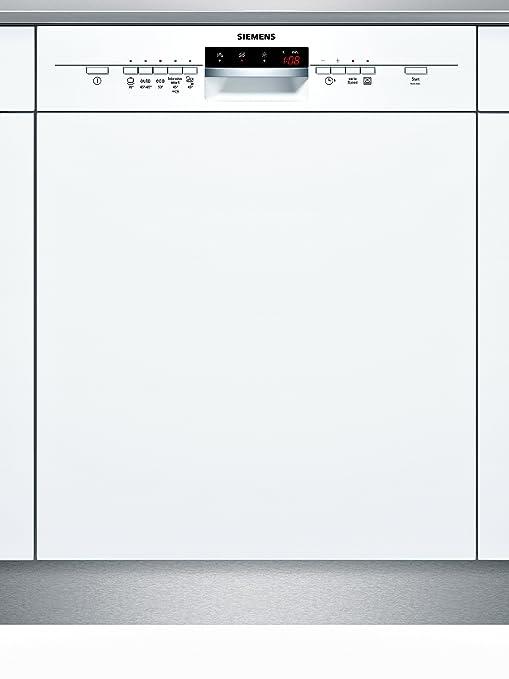 Siemens SN55L230EU lavavajilla - Lavavajillas (Semi-incorporado ...