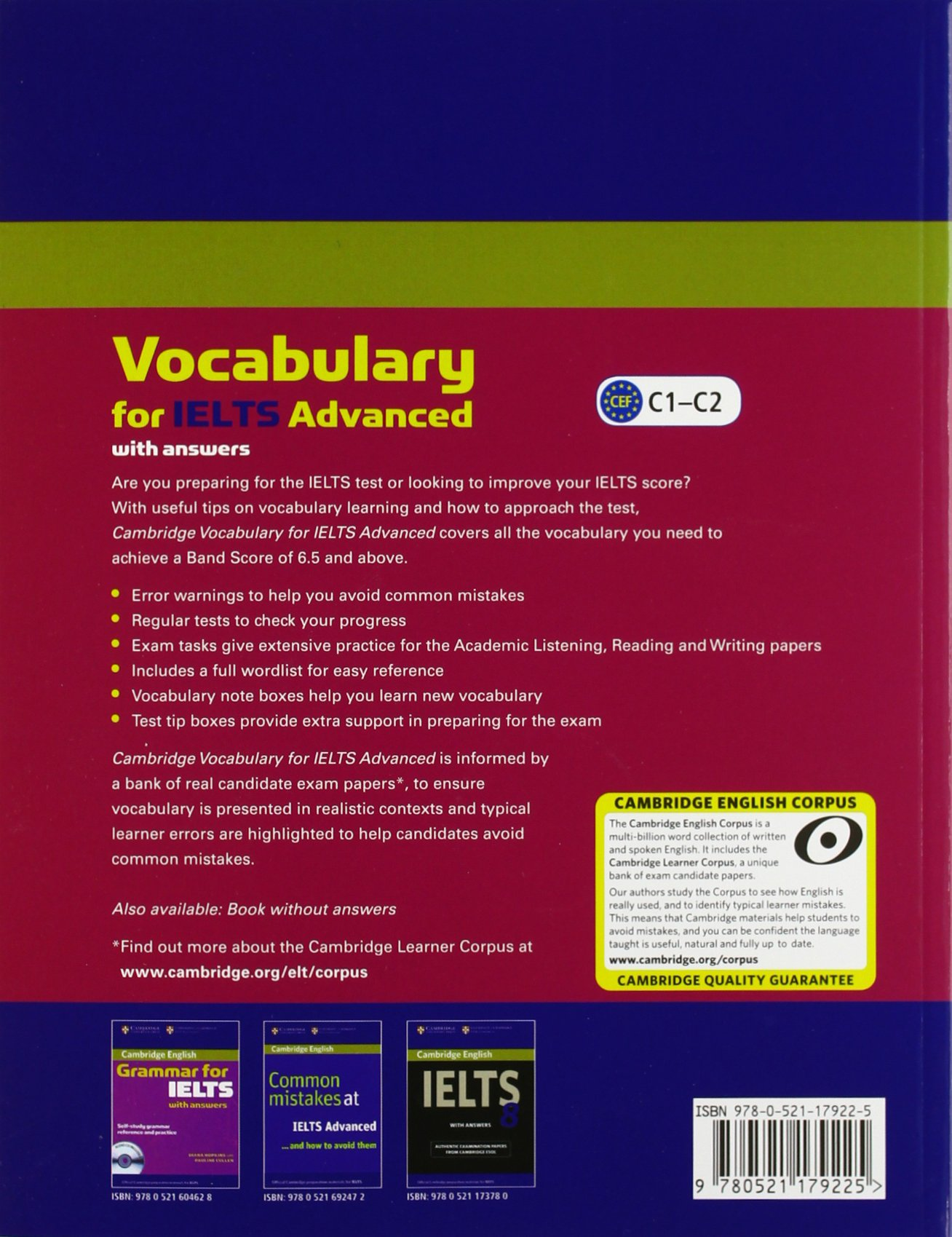 Achieve Ielts Grammar And Vocabulary Pdf