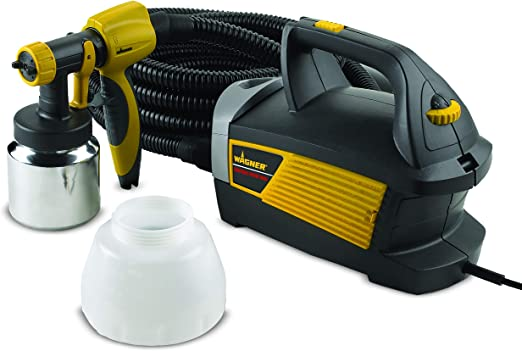 Wagner Spraytech 0518080 Control Spray Max Hvlp Paint Or Stain Sprayer Complete Adjustability For Decks Cabinets Furniture And Woodworking Extra