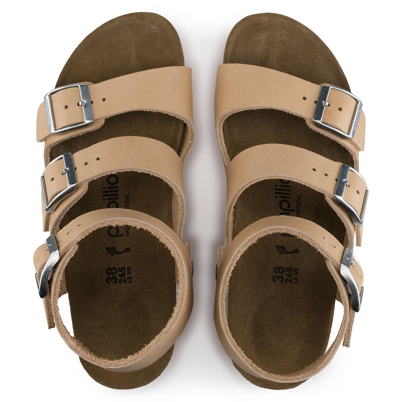 7b30048a9b47 Birkenstock Linnea Nude Leather 42 (US Women s 11-11.5)  Amazon.co.uk  Shoes    Bags