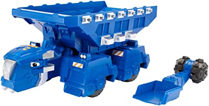 """Dino Trux Dinotrux /"""" TON-TON /"""" Pull Back Action Vehicle /""""Without original box/"""""""