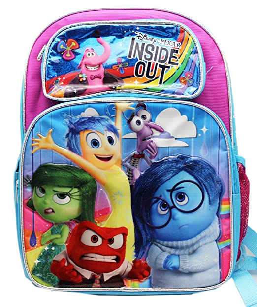 59396b03029a Disney Girl's Inside Out Large 16