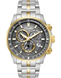 Citizen AT4124-51H Mens Eco-Drive Watch PCAT Stainless Steel band