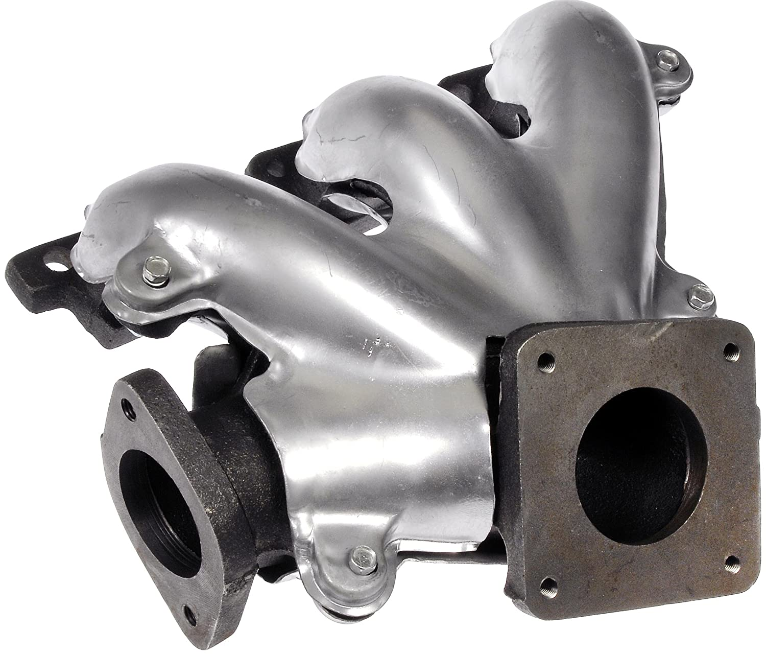 Dorman 674-983 Passenger Side Exhaust Manifold Kit For Select Chrysler//Dodge//Volkswagen Models