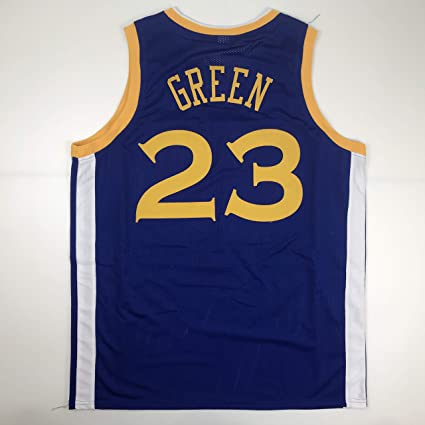 separation shoes 116b0 f175f Unsigned Draymond Green Golden State Blue Custom Stitched Basketball Jersey  Size Men s XL New No Brands