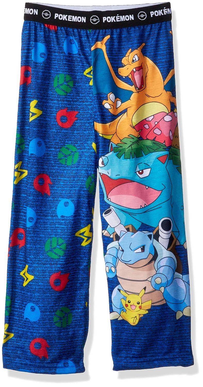 Pokemon Boys' Big Evolve Lounge Pant, Original Blue, L10/12 21PK161BPTZA-P6