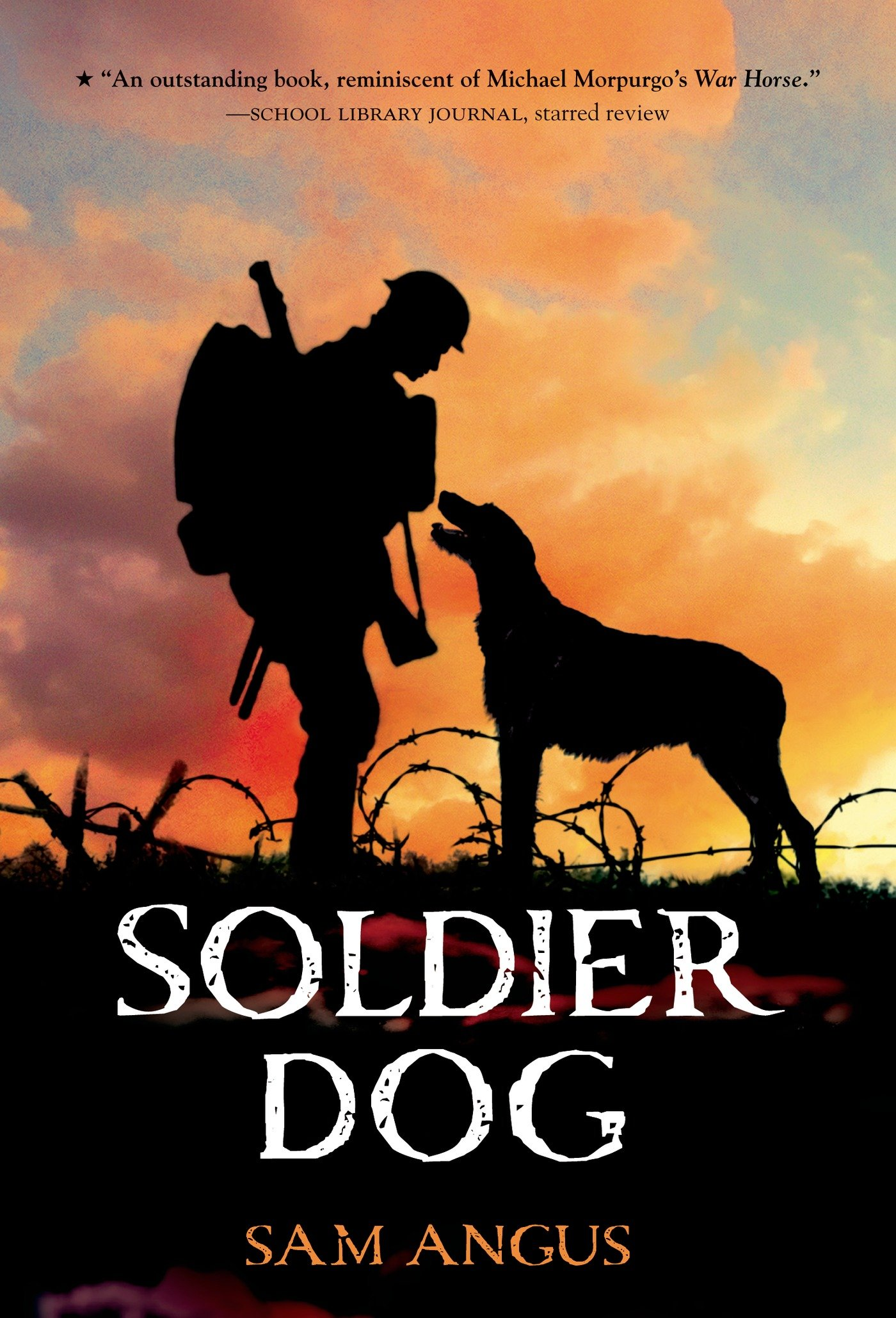 Soldier Dog Sam Angus product image