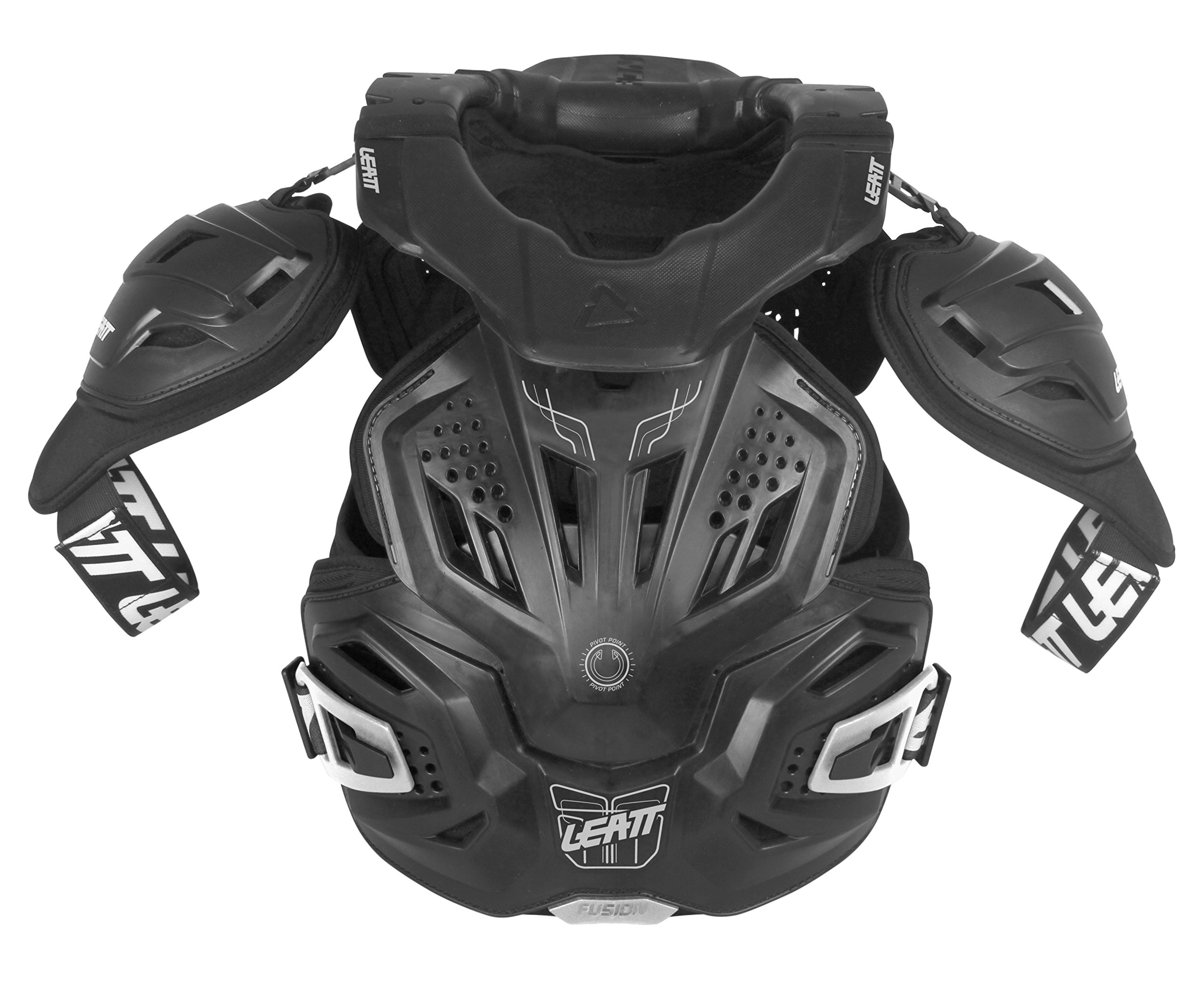 Leatt Fusion 3.0 Vest (Black, Large/X-Large)
