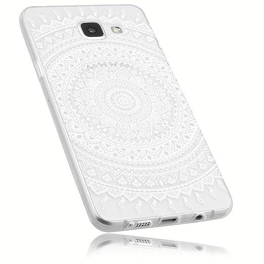 5 opinioni per Mumbi Cover Protettiva per Samsung Galaxy A5(2016), trasparente, ultra