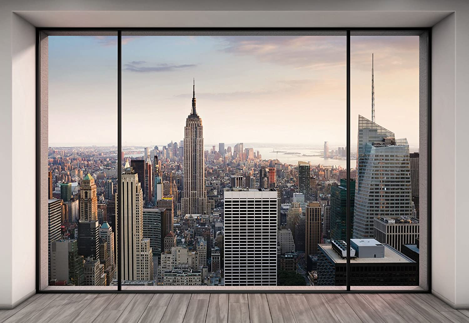 Brewster Penthouse Wall Mural