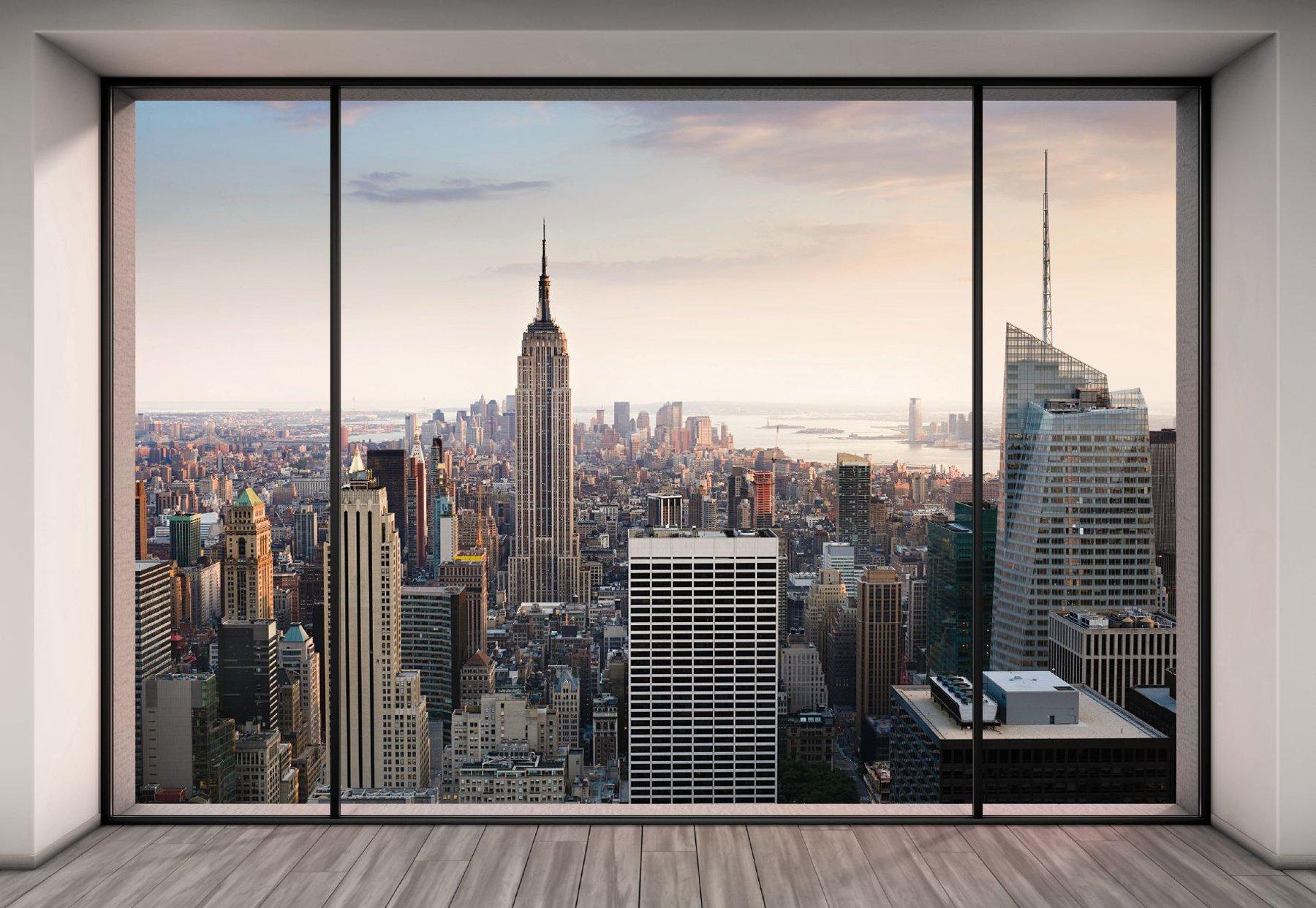 Amazon komar penthouse wall mural home improvement