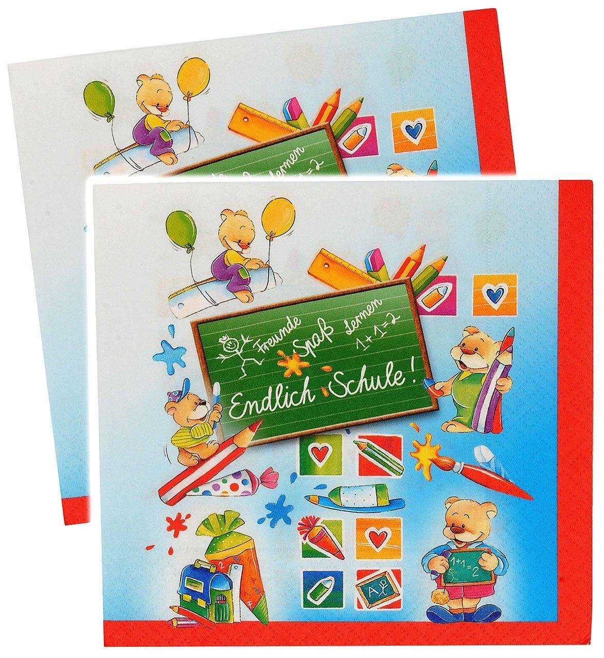 123 ABC Sticker Junge Dekoration Einschulung Schulstart basteln Schulanfang