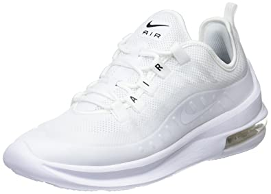 super popular 5183c a57e0 Nike WMNS Air Max Axis, Chaussures de Running Compétition Femme, Blanc  White Black