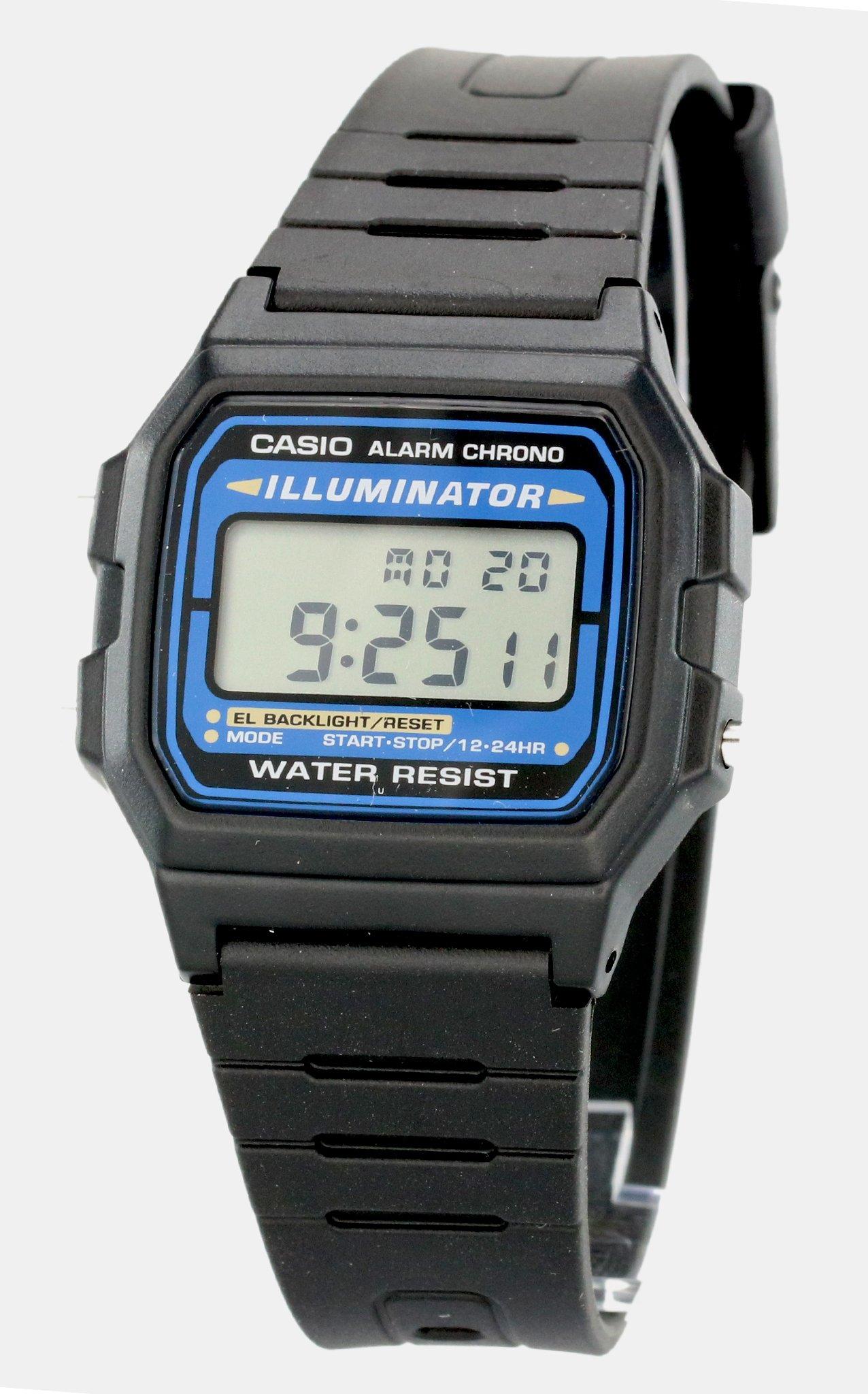 Casio F105W-1A Casio Illuminator Watch by Casio