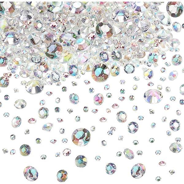 4000 Cristal De Diamante Mesa Decoraciones Fiesta fiestas boda Confetti