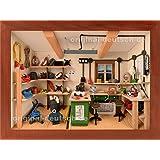 3d holzbild klassenzimmer lasiert geschenk f r lehrer lehrerin dozent. Black Bedroom Furniture Sets. Home Design Ideas