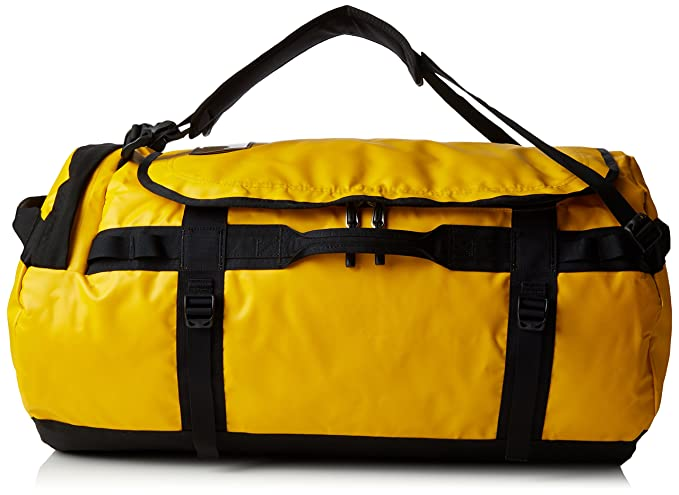 657521d77 The North Face Base Camp Duffel Large (Summit Gold/TNF Black - L)