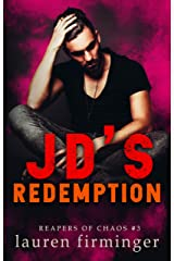 JD's Redemption (Reapers Of Chaos Book 3) Kindle Edition