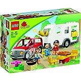 LEGO - 5655 - Jeux de construction - LEGO DUPLO LEGOville - La caravane
