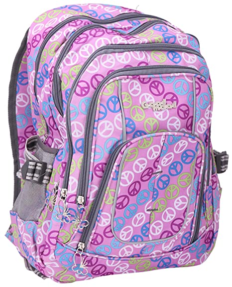 Good Mood Pink Casual Backpack  Amazon.in  Bags 49ee14fd71c6b