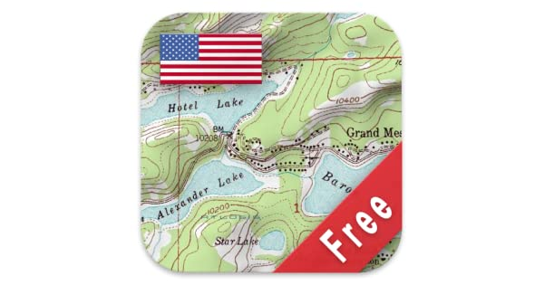 Amazon.com: US Topo Maps Free: Appstore for Android