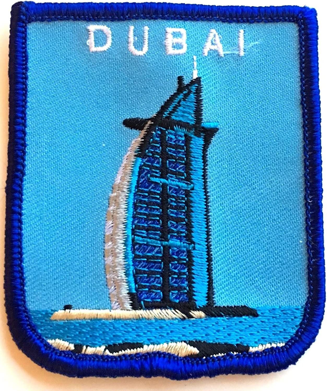 Dubai Wappen World Flagge Patch AufnÄher Küche Haushalt