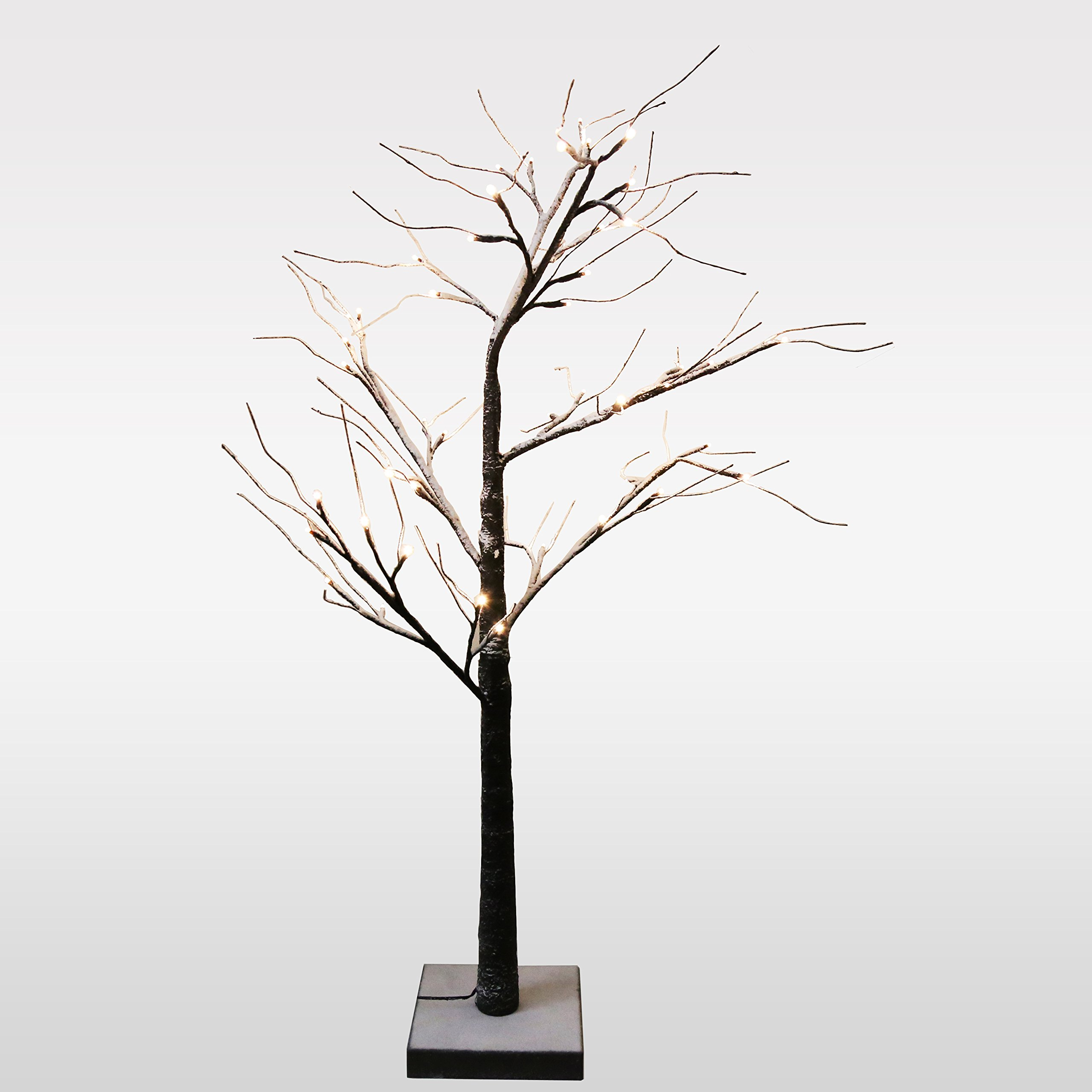 Home Innovations 48'' LED Snow Tree